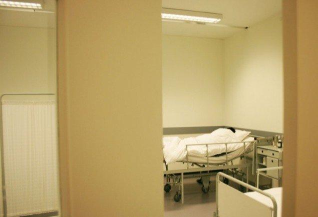 Et vellykket samtidsrum: Elmgreen & Dragsets hospitalsstue, Keep Quiet fra 2003. (Foto: Kristian Handberg)