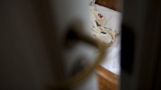 Inger-Maren Slagsvold: Story of The Door, 2012. (Still fra værket)