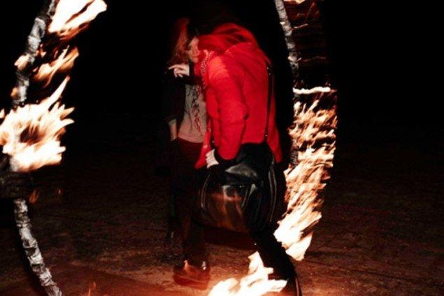 Jeppe Hein: Ring of Fire. (Foto: fra jeppehein.net)