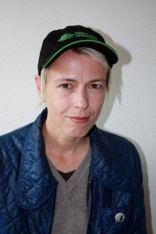 Line Skywalker Karlström. Foto: Frederikke Hansen.