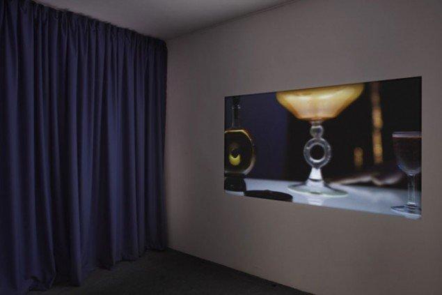 Installation af Drench, Zoe Williams, 2012. (Foto: Kunstneren)