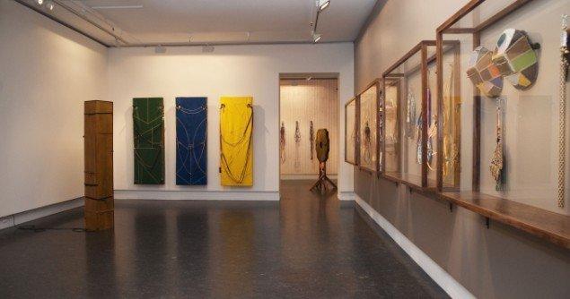 Installation view, Sense of Echoes, SKMU 2011. Foto: Marit Kvaale