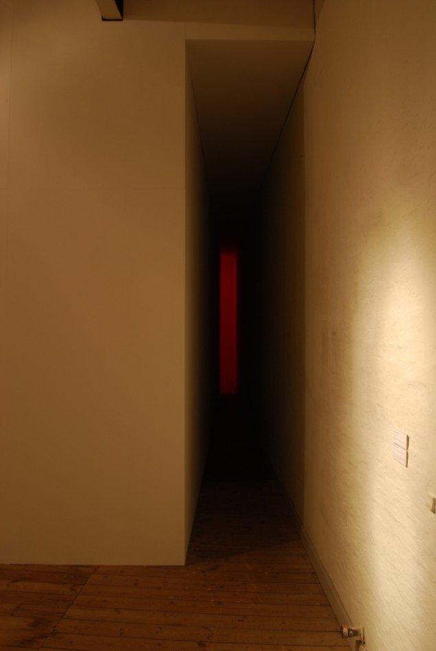 Michael Würtz Overbeck The social paranoia of unconscious influences 2010. Installation, variable mål. Det Fynske Kunstakademis afgangsudstilling. Foto: Michael Würtz Overbeck