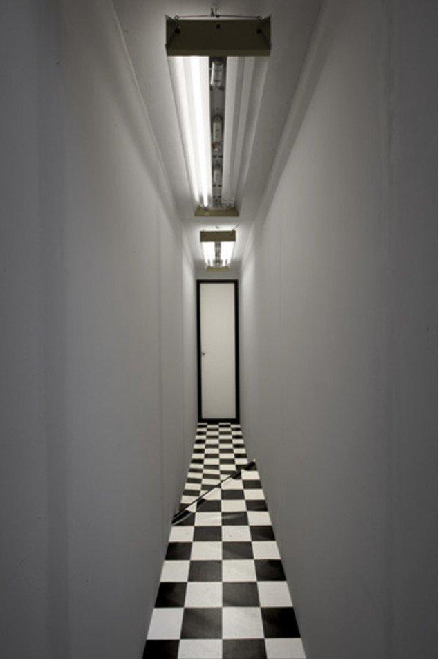 Michael Würtz Overbeck Deconstructing reality 2012. Installation. Variable mål. Aarhus kunstbygning. Foto: Thomas Knopp