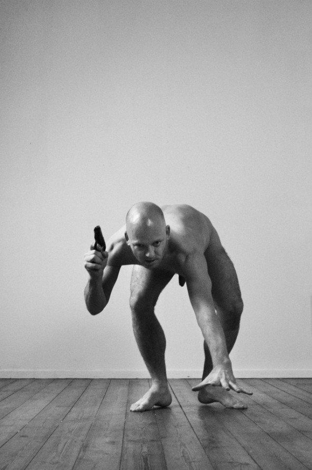 So Help Me Peter..., 2005, lambda print 70x46,50 cm. Foto: Anders Sune Berg.