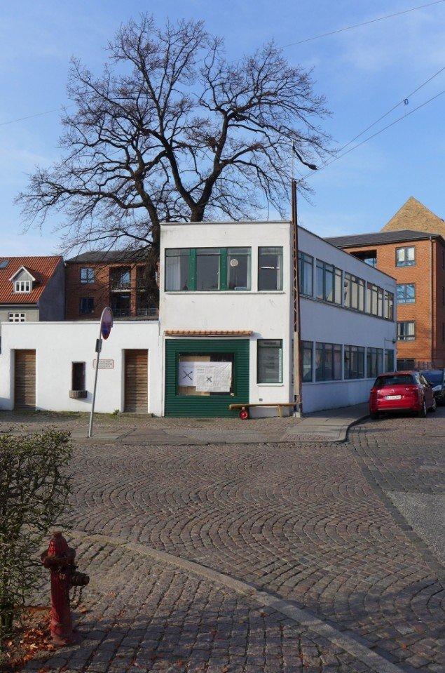 Værkstedsfællesskabet Møllegde 5. Foto: Birgitte Ejdrup Kristensen