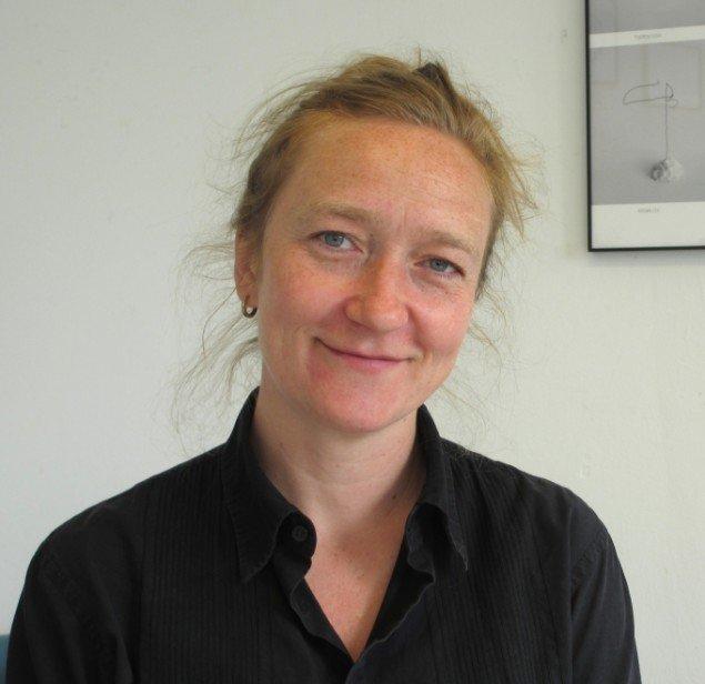 Ditte Lyngkær Pedersen. Foto: Ole Bak Jakobsen