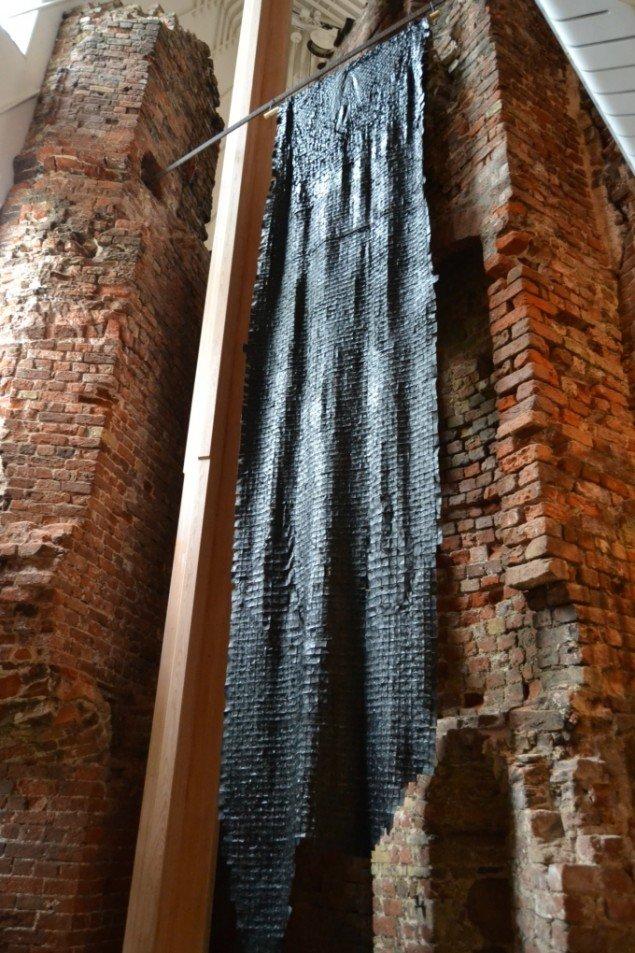 Anna Bak: A congruous variety of pieces or parts, 2014. På Zimmer Frei, Museet på Koldinghus indtil d. 30/11. Foto: Museet på Koldinghus