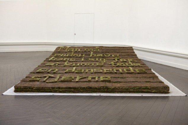 Installationsview fra udstillingen Intropia, 2013. Foto: Torben Eskerod