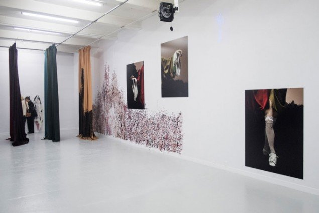Installationsview, Overgaden. (Foto: Martin Kurt Haglund)