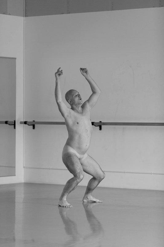 Peter Brandt: Rehearsal (Sacre de Printemps), 2015. (Foto: Anders Sune Berg)