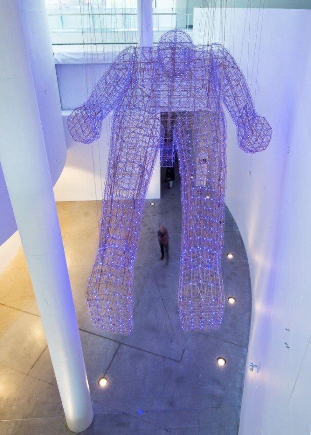 Ai Weiweis bidrag til udstillingen: Yu Yi. Foto: Montgomery