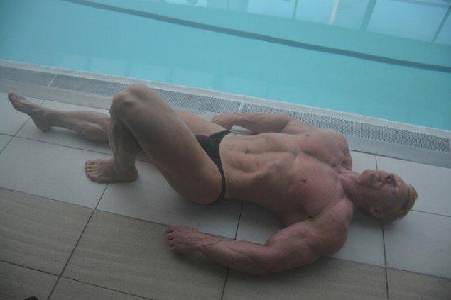 Complete Body, koreografi: Contemporary Crusing, udstillingsdesign: Mette Woller. Foto: Søren Aagaard