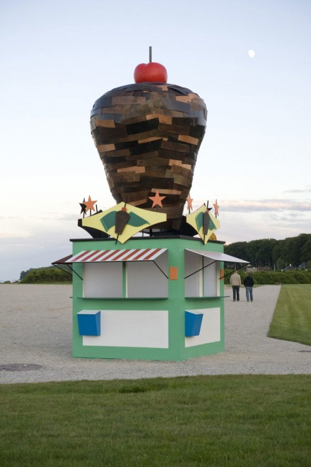 Randi og Katrine: Shawarma House. Foto: Ole Hein Pedersen