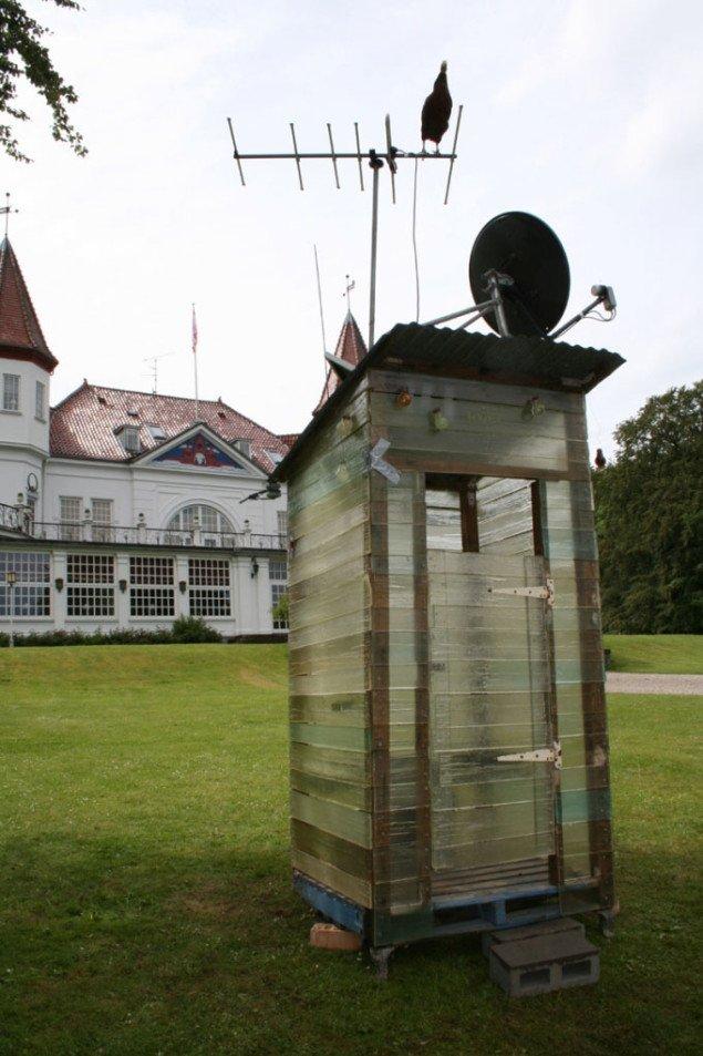 Bjorn Godwin, Sculpture by the sea, Århus 2009. Foto: Per Plougmann Povlsen.