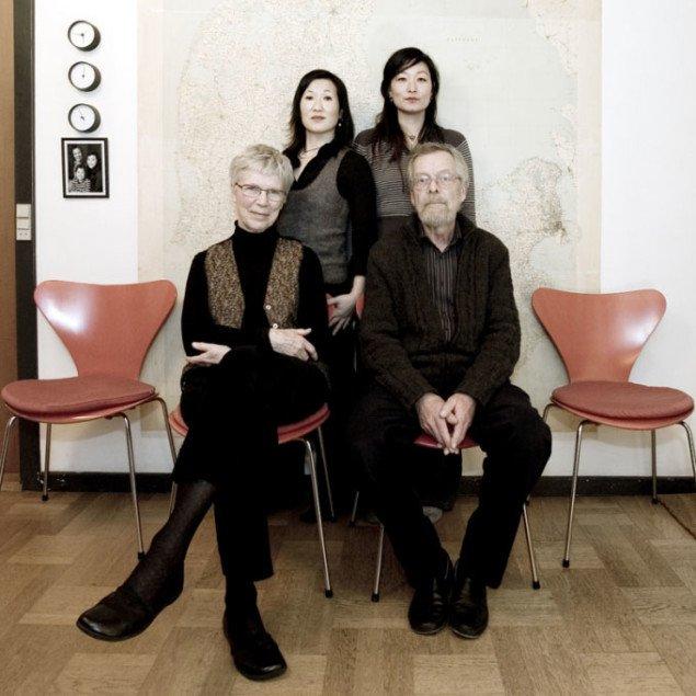 Dobbelte familier i Eva Tind Kristensen: Family. Foto:Line Hjorth