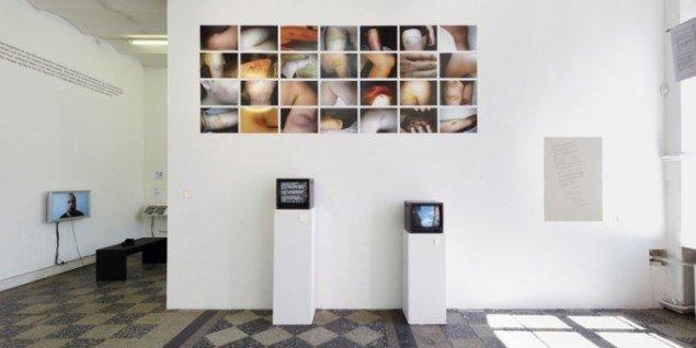 Installationsview (Pressefoto: Anders Sune Berg)