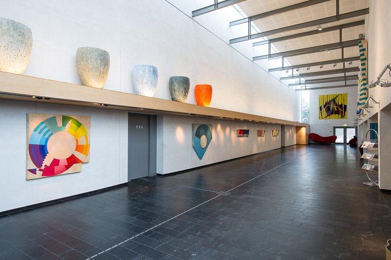 Installationview, I Make Science, Vandrehallen, 2016. Foto: Thomas Nørgaard Elvius