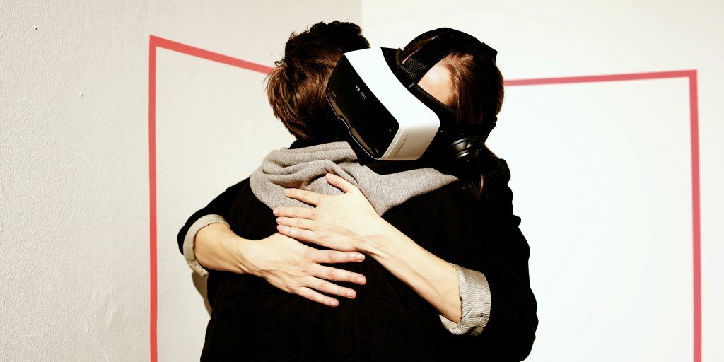 VR:LAB: Peer Review, 2016. Foto: FOKUS 2016