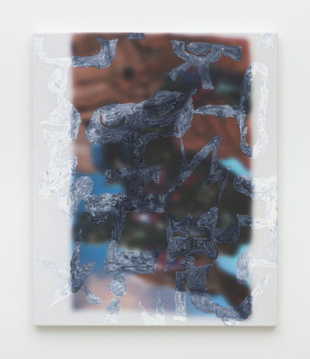 Et af Carl Mannovs værker, som vil være at se på Liste i Basel er dette maleri