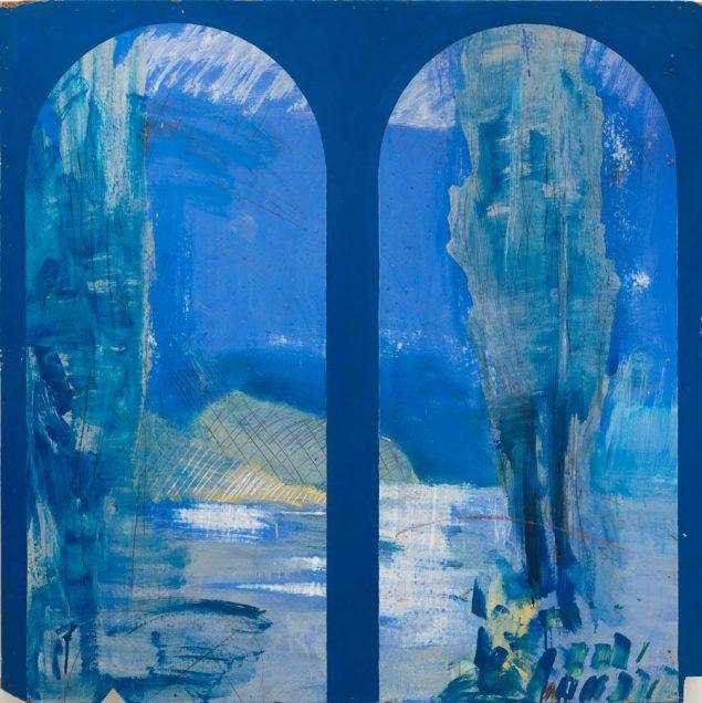 Per Kirkeby: Untitled, 1968. Courtesy: Kunstneren og Bo Bjerggaard