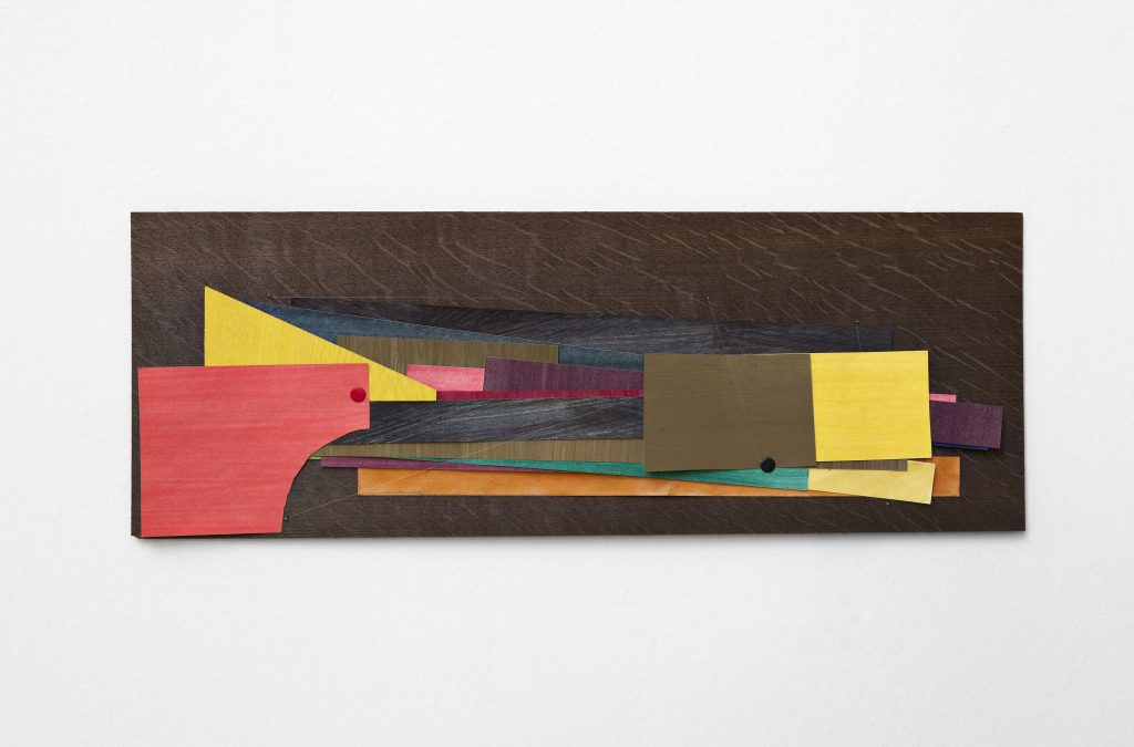 Malene Bach:Stack of Colours. Foto: Laura Stamer
