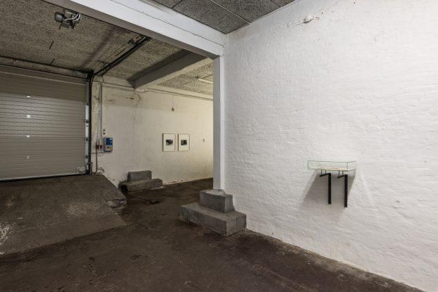 Installationsview af Katabasis. Foto: David Stjernholm