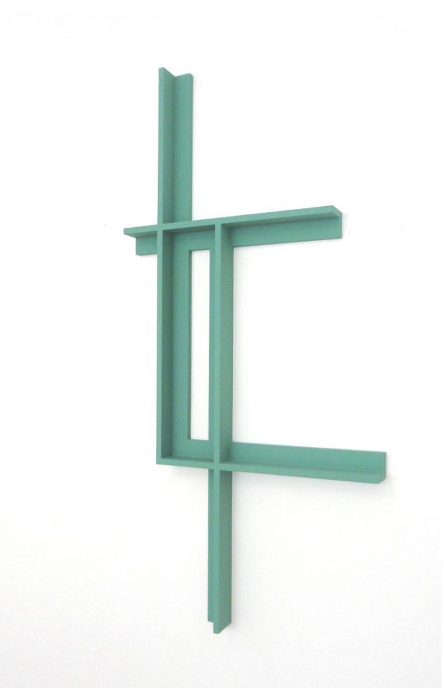 Simon Lindhardt: Cropped (Green)