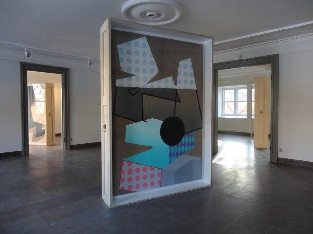 Simon Lindhardt: Double Painting