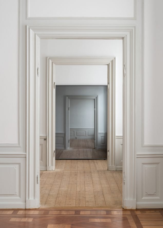 Trine Søndergaard: Nearly Now installationsvue, 2020. Foto: David Stjernholm.